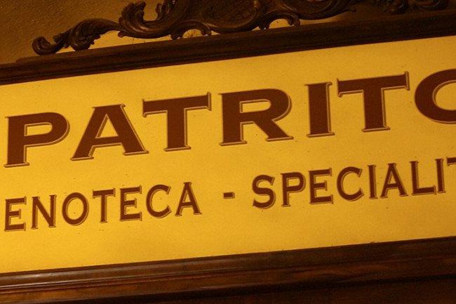 Enoteca Patrito
