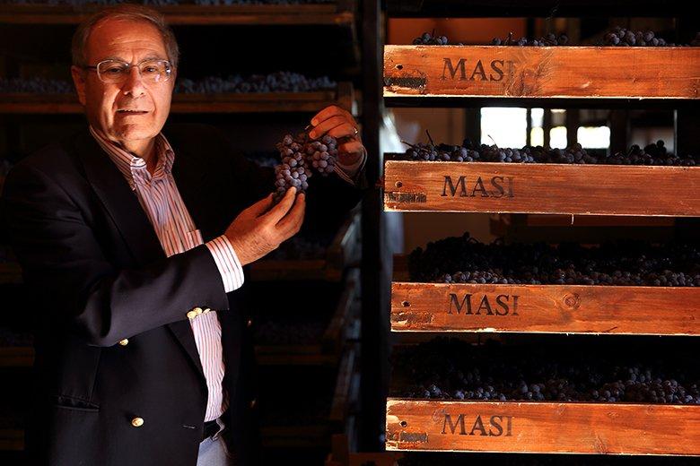 Sandro Boscaini – Masi
