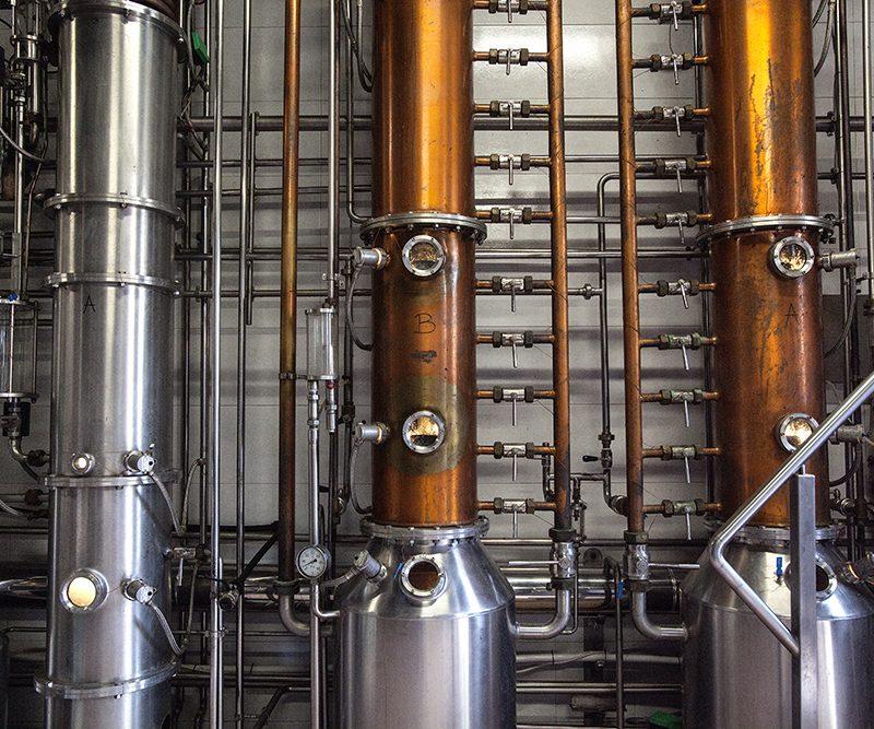 I distillati di Pojer e Sandri