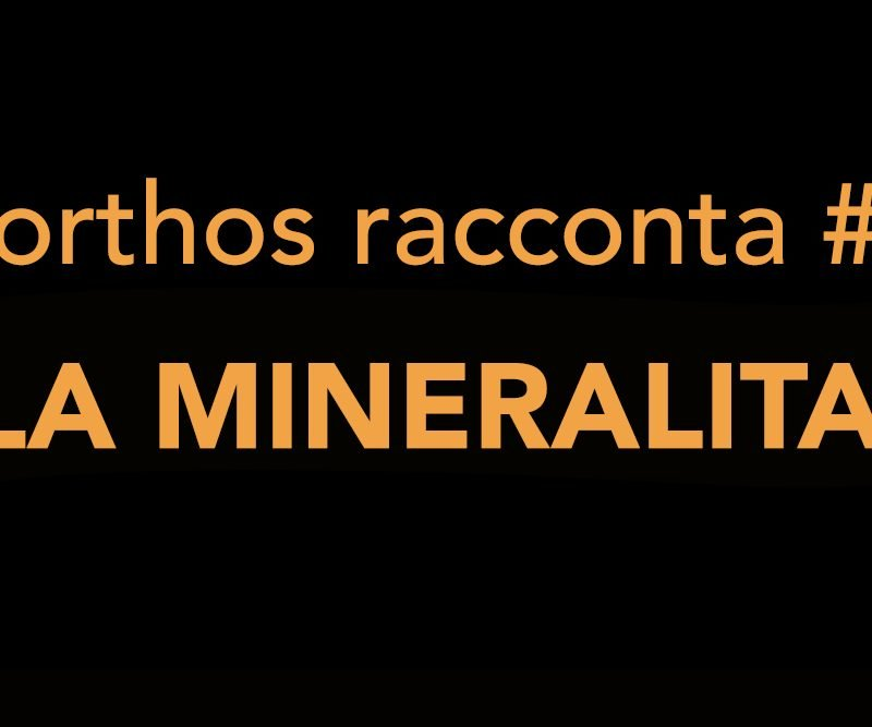 Porthos racconta #5  La mineralità