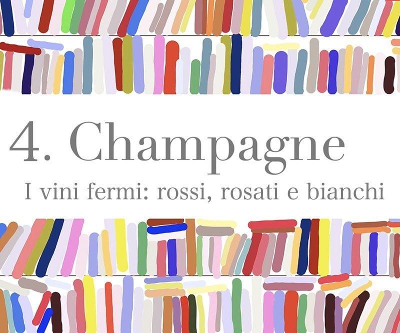 Leggere il vino – Champagne. I vini fermi