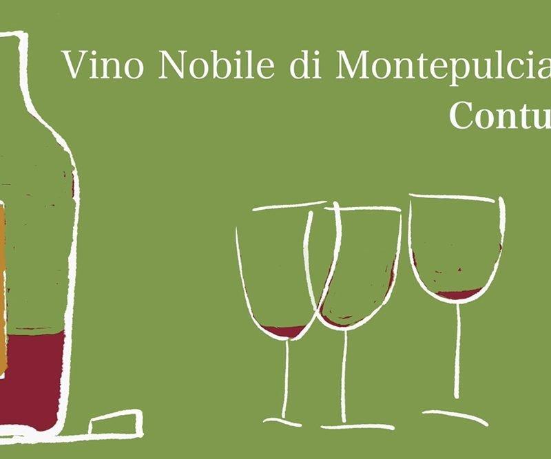 La bottiglia – Contucci –  Vino Nobile di Montepulciano