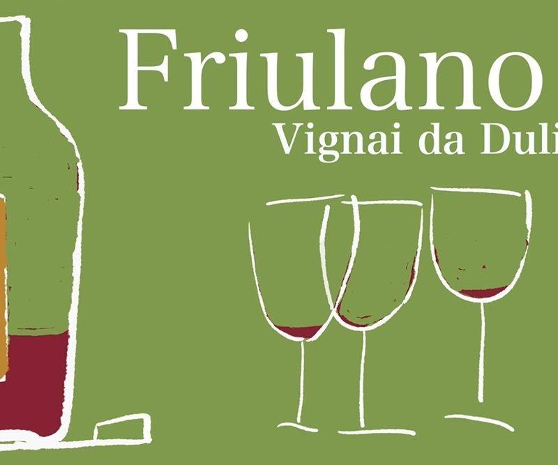 La bottiglia – Friulano  – Vignai da Duline