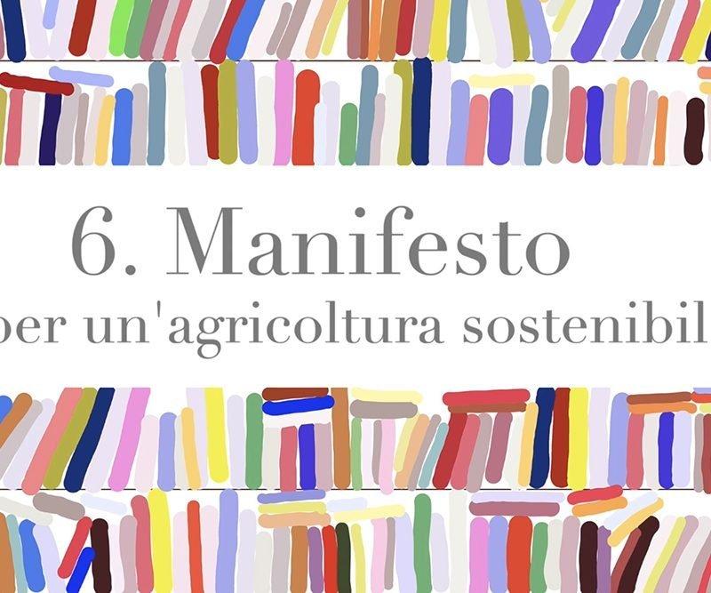 Leggere il vino – Manifesto per un'agricoltura sostenibile