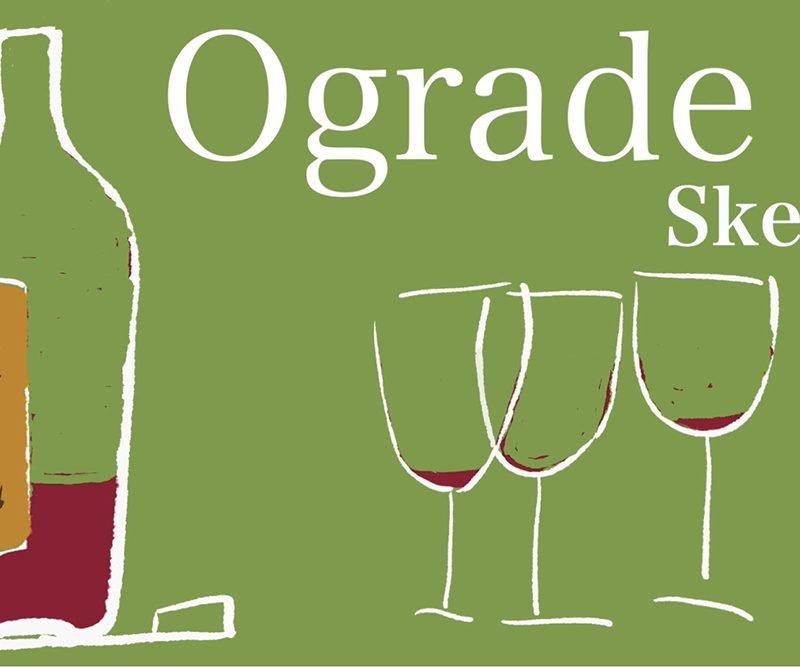 La bottiglia – Ograde -Skerk